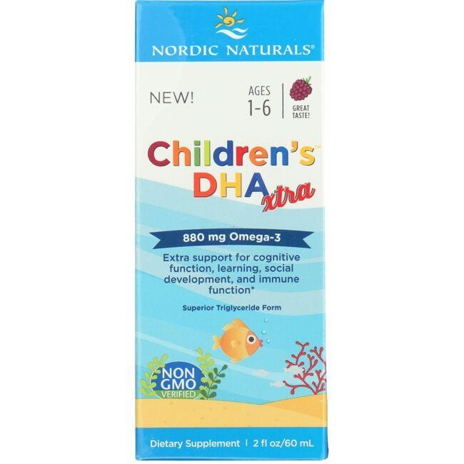 Nordic Naturals Children's DHA Xtra - Berry