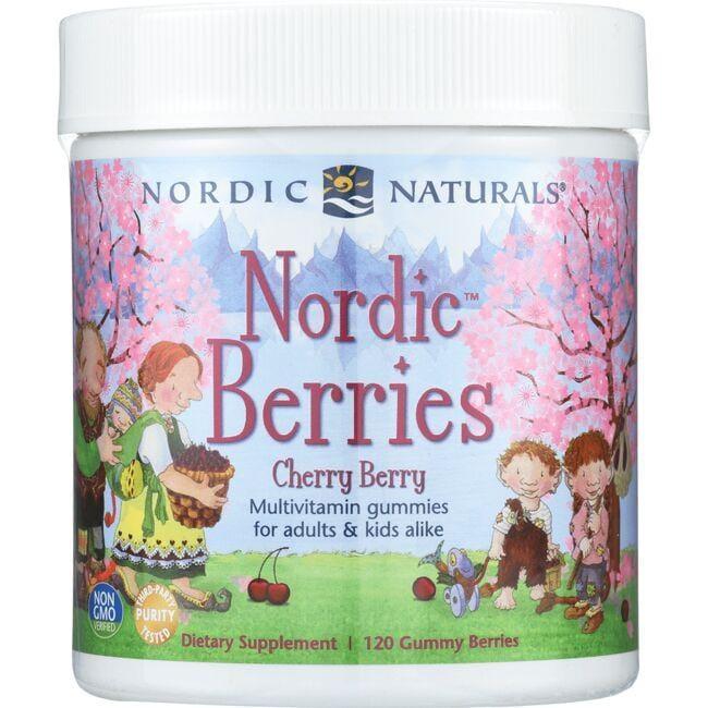 Nordic NaturalsNordic Berries - Cherry Berry