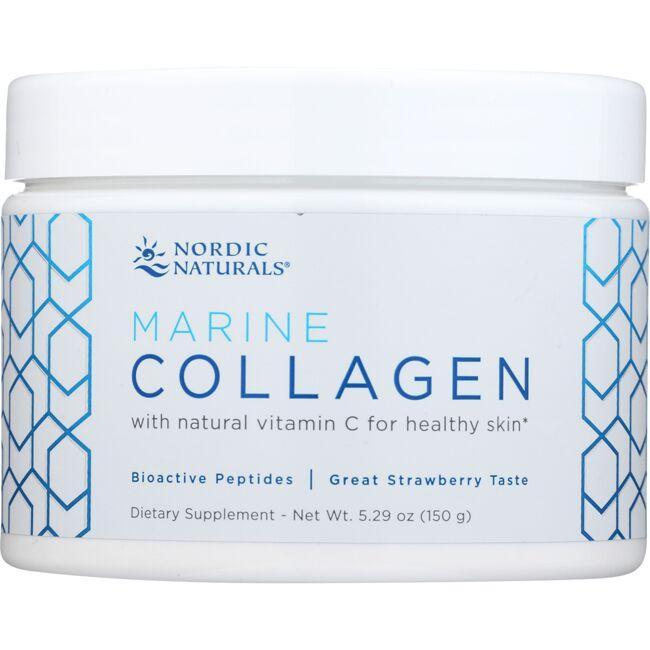 Nordic NaturalsMarine Collagen - Strawberry