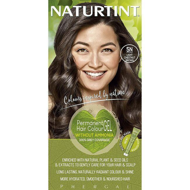 NaturtintPermanent Hair Color - 5N Light Chestnut Brown