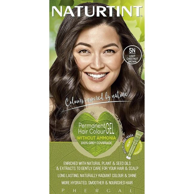 Naturtint Permanent Hair Color - 5N Light Chestnut Brown