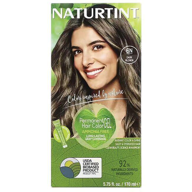 NaturtintPermanent Hair Color - 6N Dark Blonde