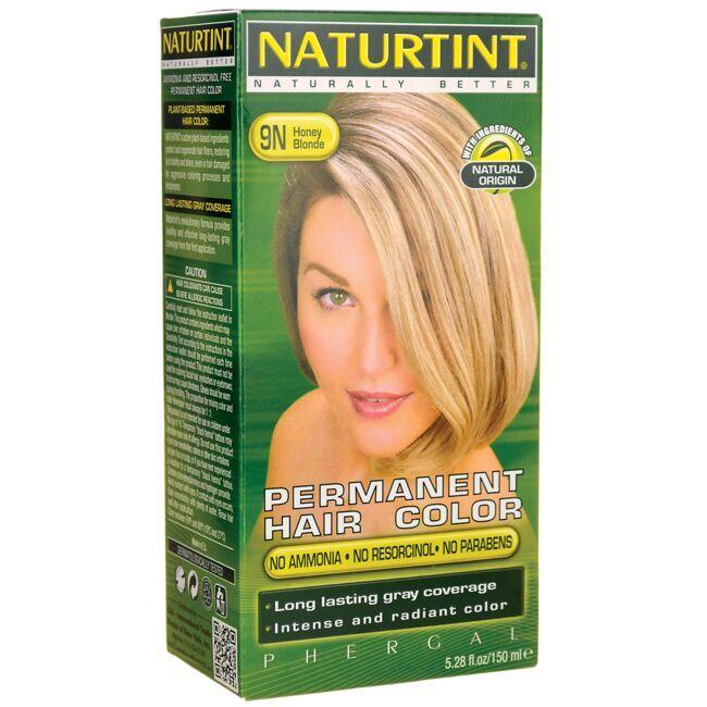 NaturtintPermanent Hair Color - 9N Honey Blonde