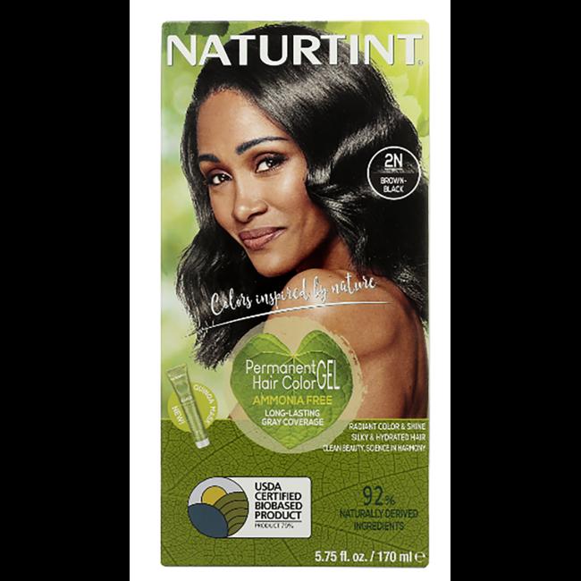 Naturtint Permanent Hair Color - 2N Brown-Black