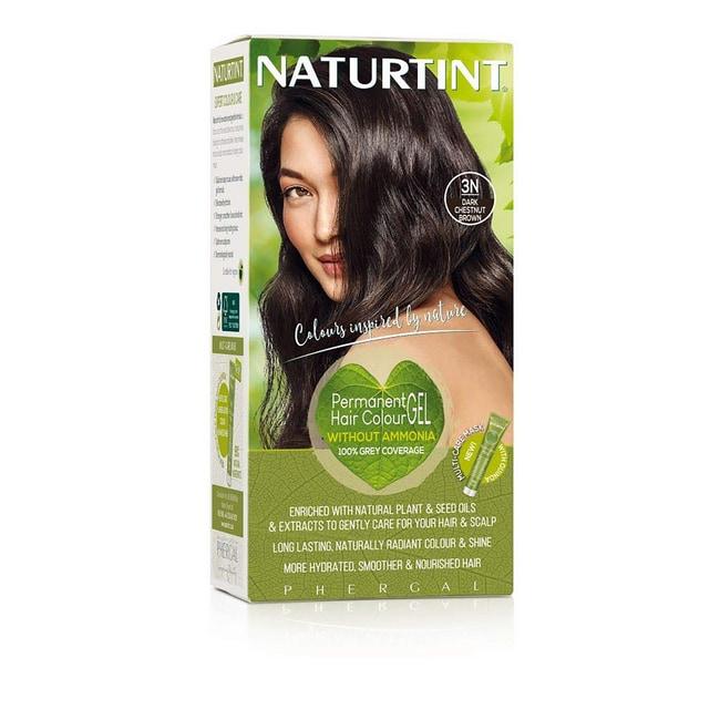 NaturtintPermanent Hair Color - 3N Dark Chestnut Brown