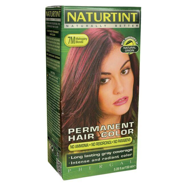 NaturtintPermanent Hair Color - 7M Mahogany Blonde