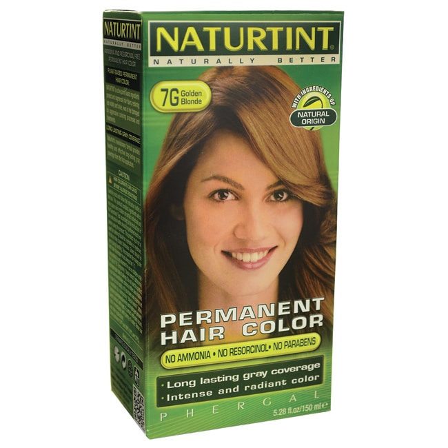 Naturtint hair colour