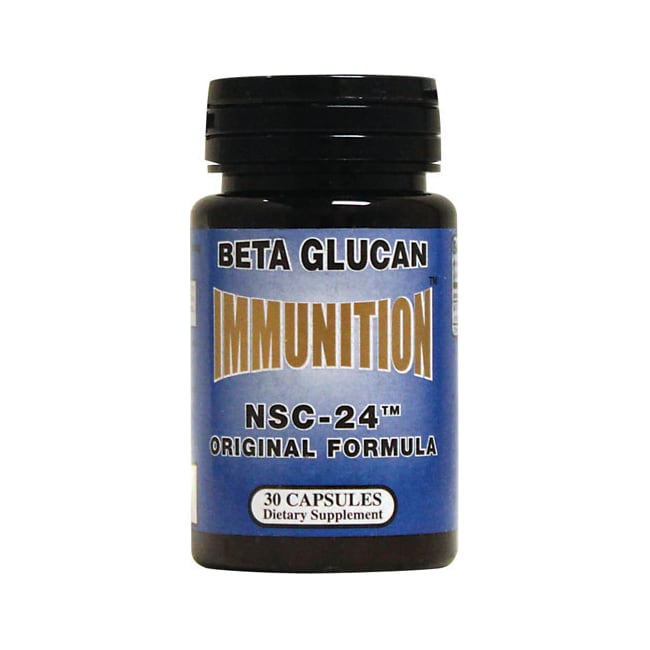 Nutritional Supply CorpImmunition NSC-24 Beta Glucan Original Formula