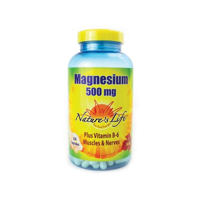 Nature's LifeMagnesium