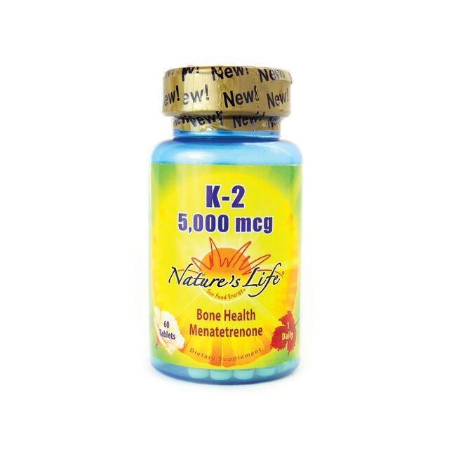 Nature's LifeVitamin K-2 Menatetrenone