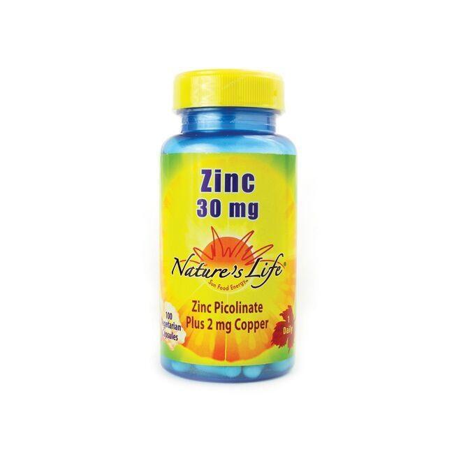 Nature's LifeZinc