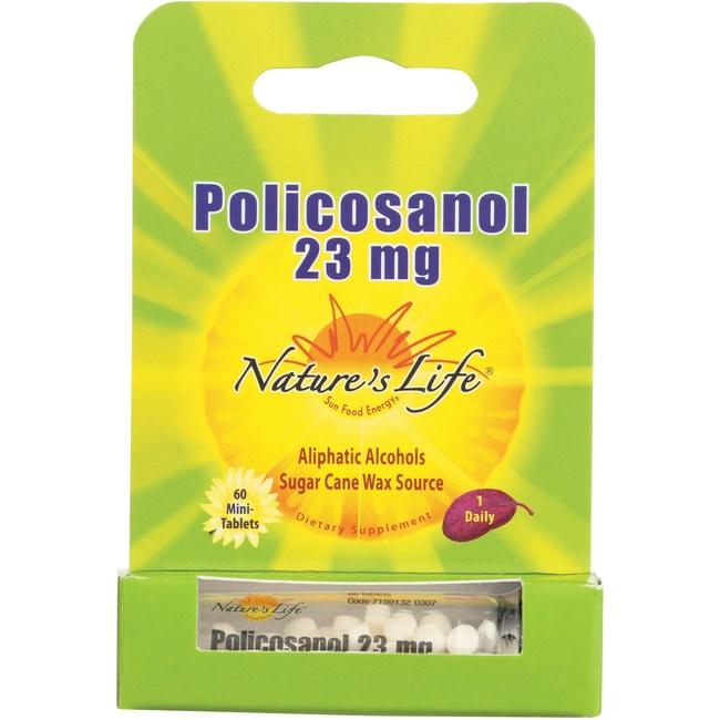 Nature's Life Policosanol