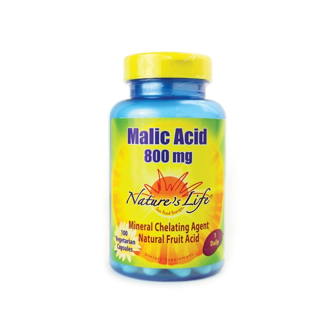 Nature's Life Malic Acid