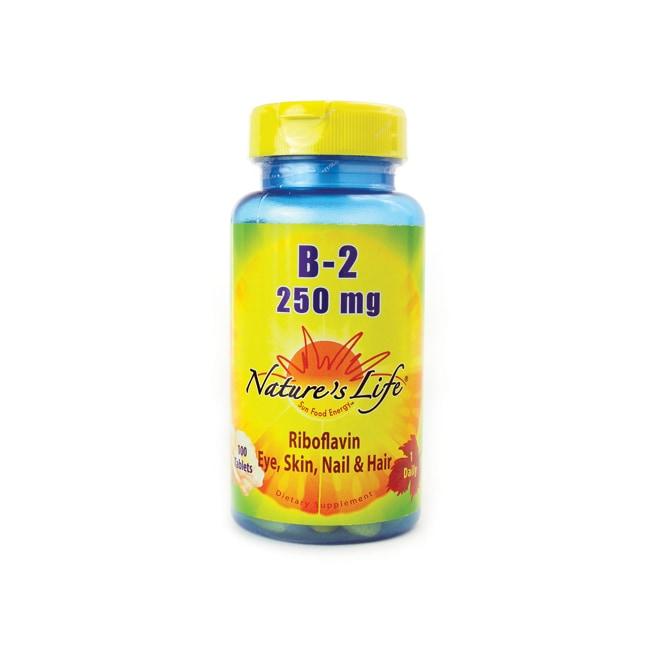 Nature's Life Vitamin B-2