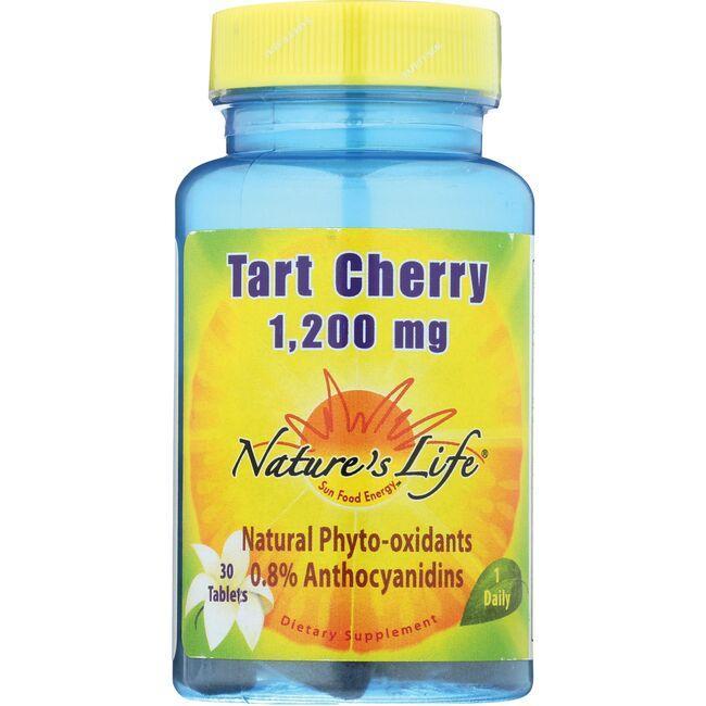 Nature's LifeTart Cherry