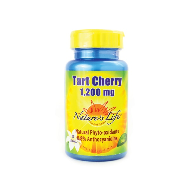 Nature's LifeTart Cherry