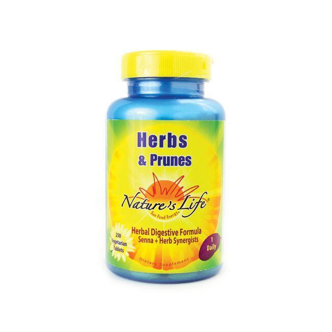 Nature's LifeHerbs & Prunes