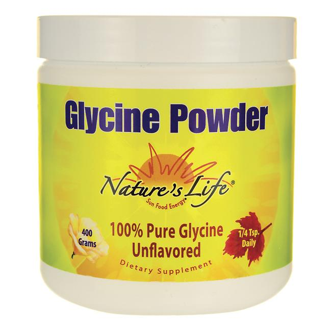 Nature's LifeGlycine Powder