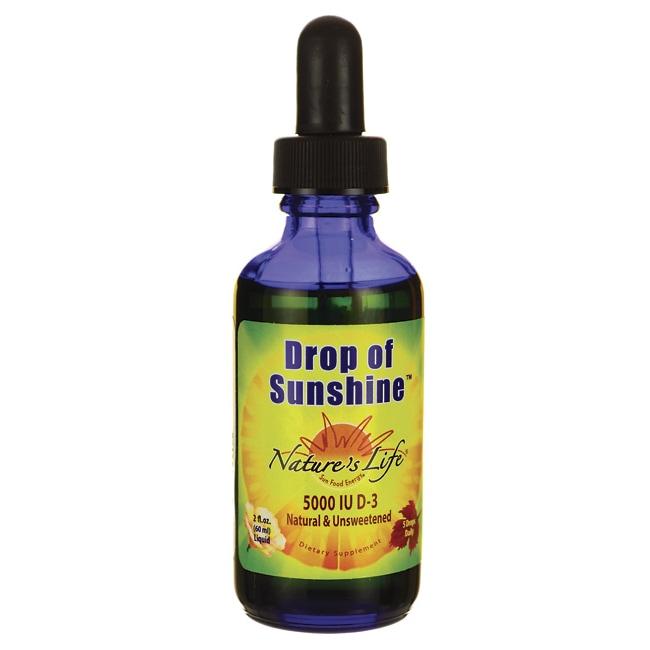 Nature's Life Drop of Sunshine D-3