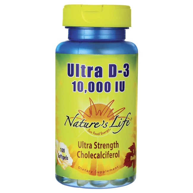 Nature's LifeUltra D-3