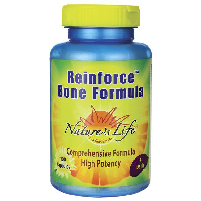 Nature's LifeReinforce Bone Formula