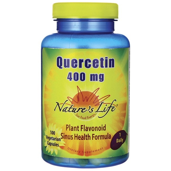 Nature's LifeQuercetin