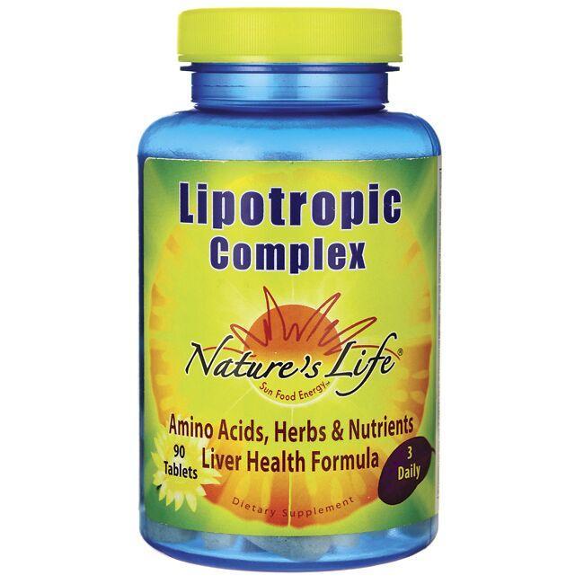 Nature's LifeLipotropic Complex