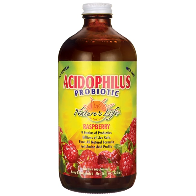 Acidophilus Probiotic - Raspberry