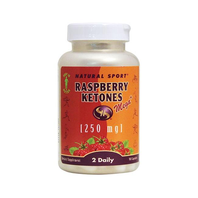 Natural SportRaspberry Ketones Mega