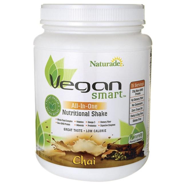 NaturadeVegan Smart All-In-One Nutritional Shake - Chai