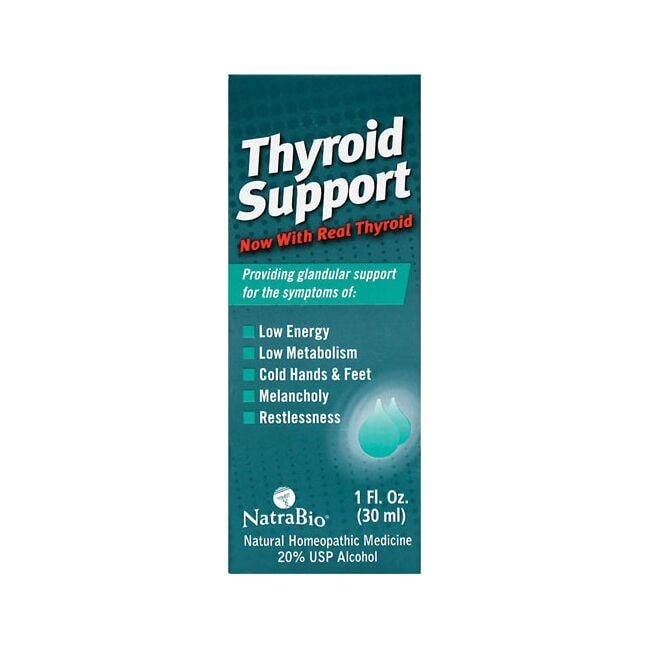 NatraBioThyroid Support