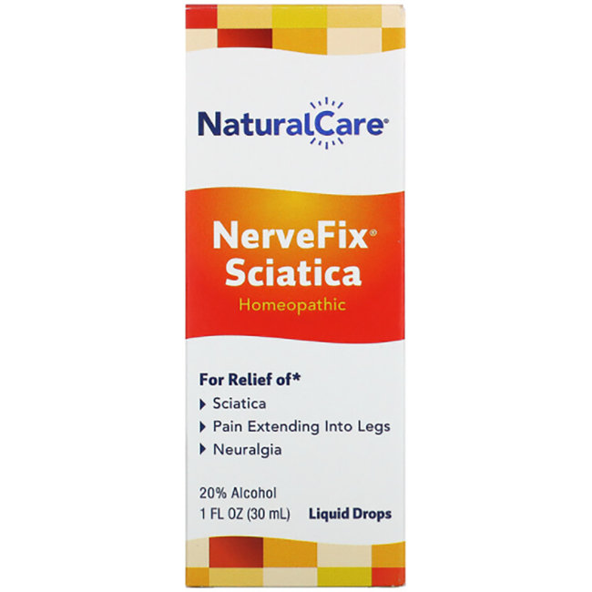 NatraBio Sciatica Neuralgia