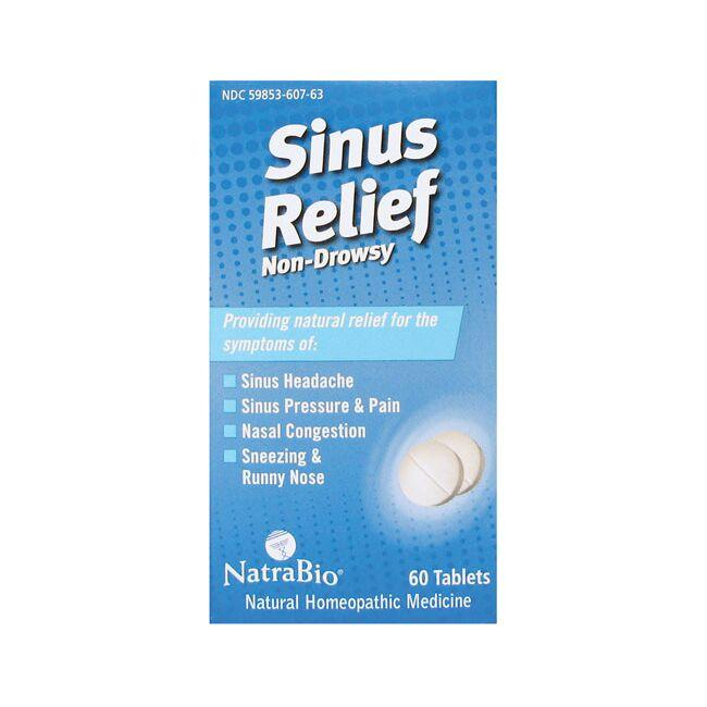 NatraBioSinus Relief Non-Drowsy