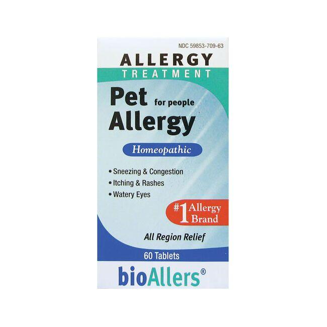 BioAllers Pet Allergy Treatment For People