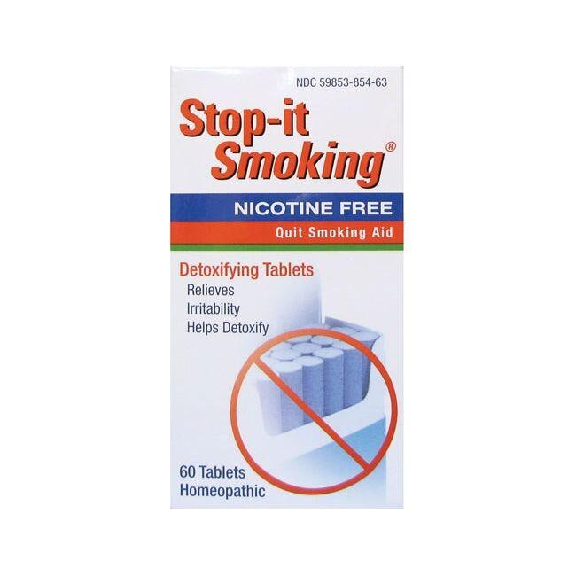 NatraBioStop-It Smoking Detoxifying