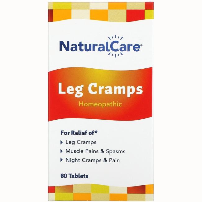 NatraBio Leg Cramps with Quinine Sulfate