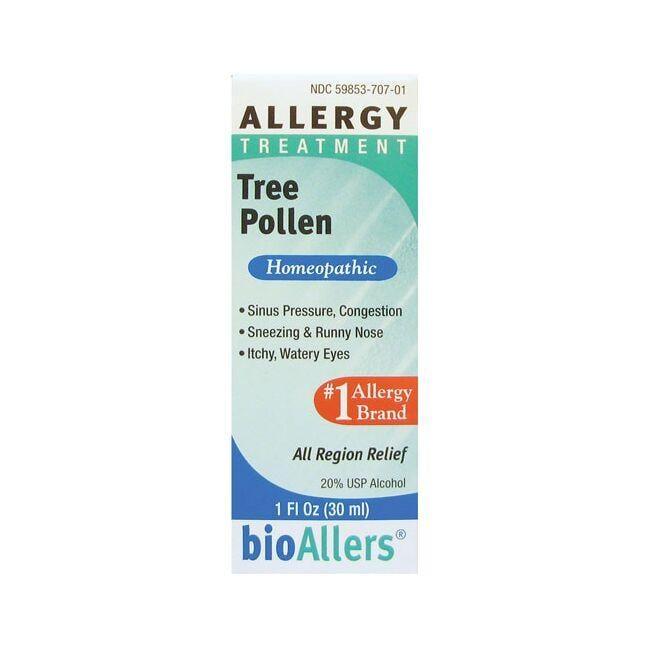 BioAllersTree Pollen Allergy Treatment