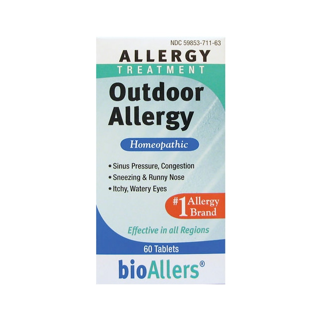 BioAllersOutdoor Allergy Treatment