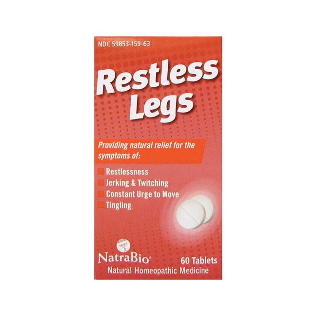 NatraBio Restless Legs