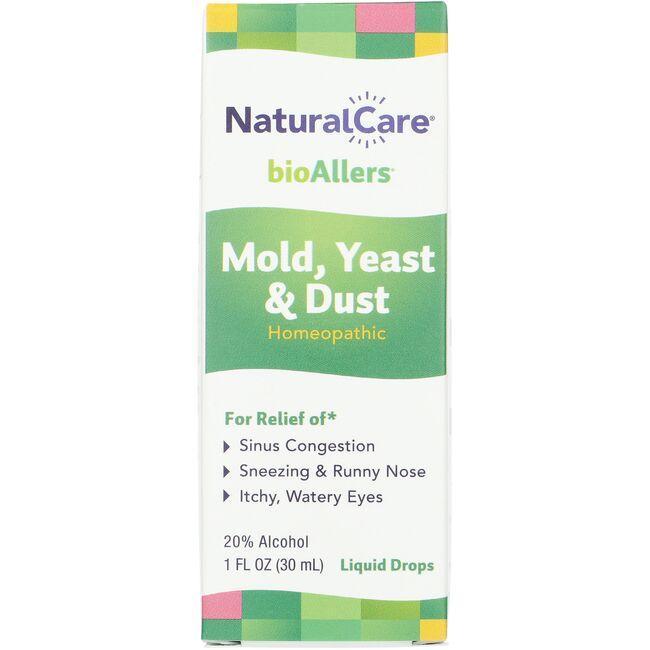 BioAllersAllergy Relief Mold Yeast and Dust
