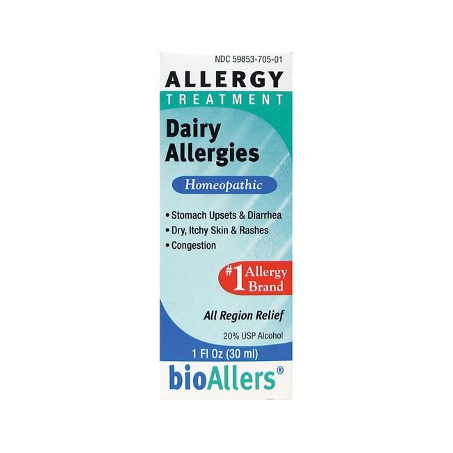 BioAllersDairy Allergies