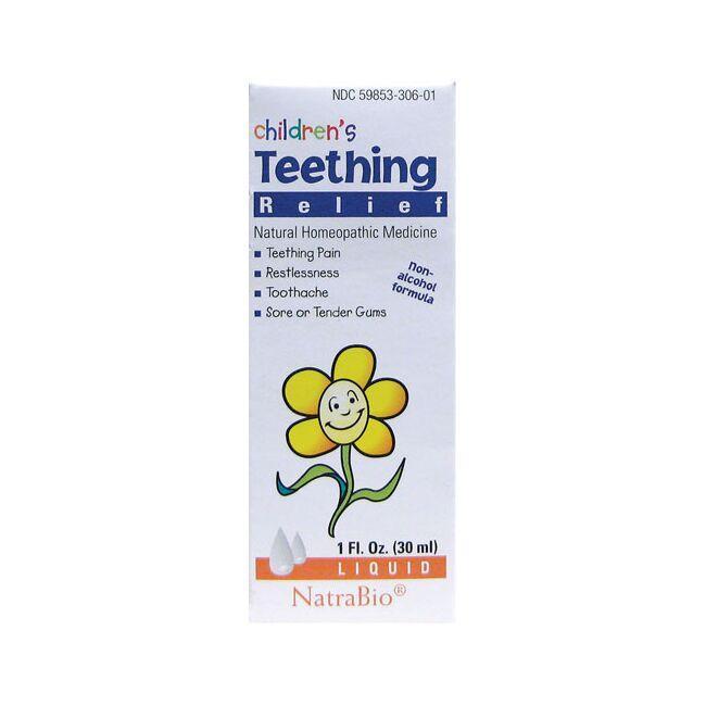 NatraBioChildren's Teething Relief