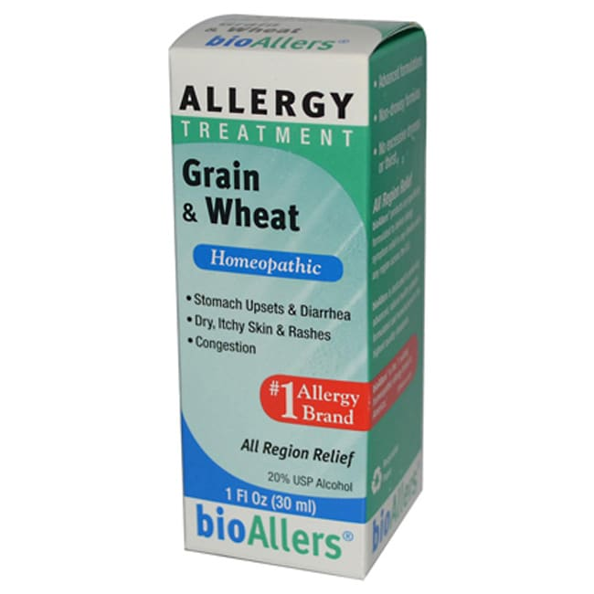 BioAllersGrain & Wheat Allergy Treatment