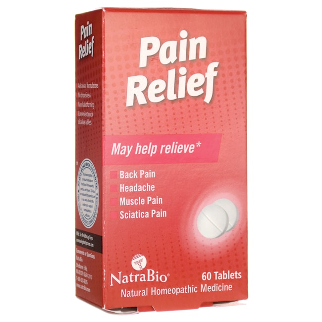 NatraBioPain Relief