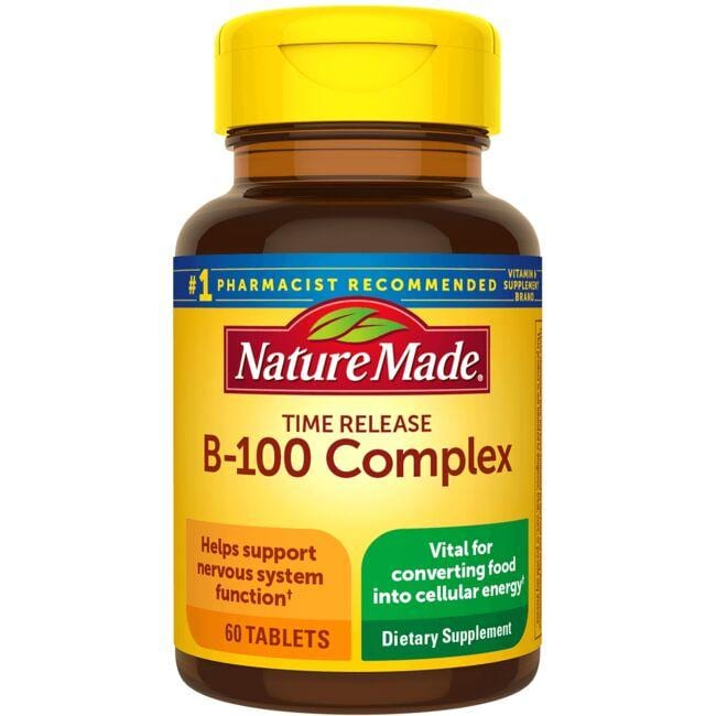 Nature Made Balanced B-100 Complex