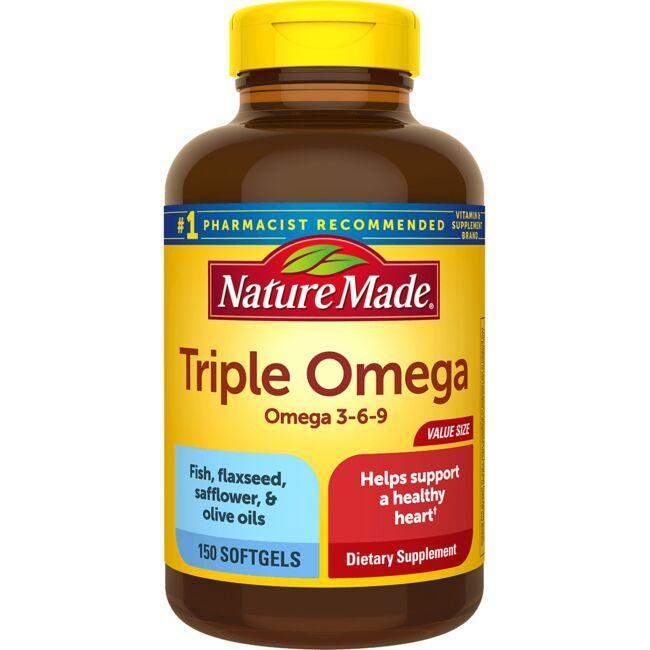 Nature MadeTriple Omega