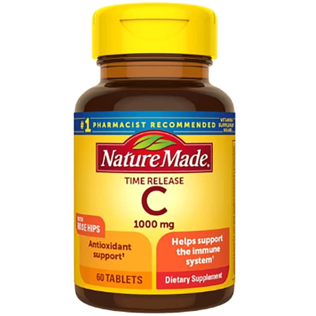 Nature MadeTimed Release Vitamin C with Rose Hips