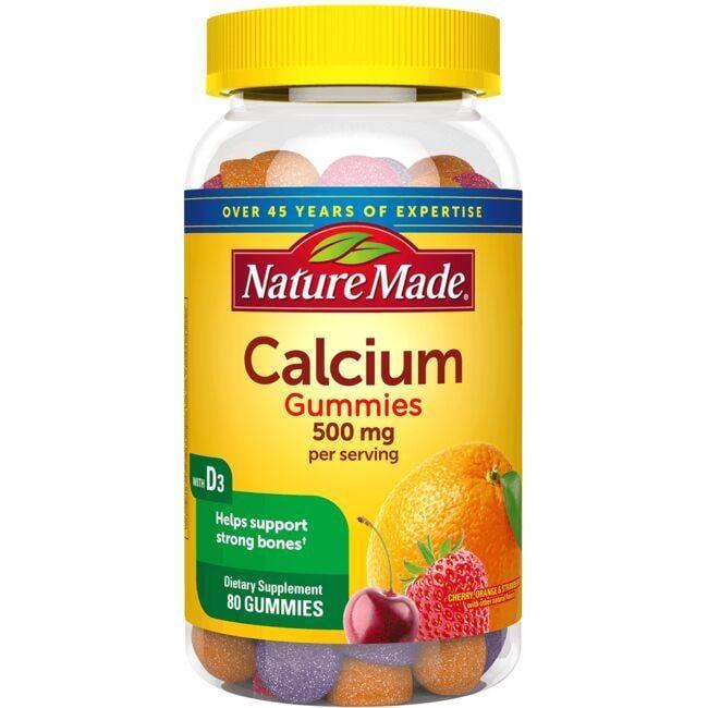 Nature MadeAdult Gummies Calcium