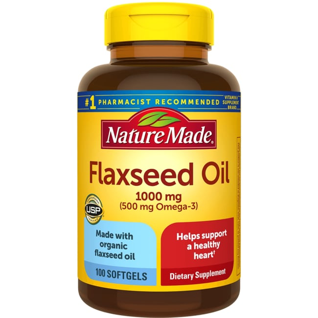 Nature MadeFlaxseed Oil