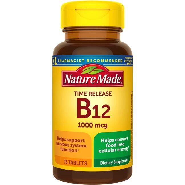 Nature MadeTime Release B12